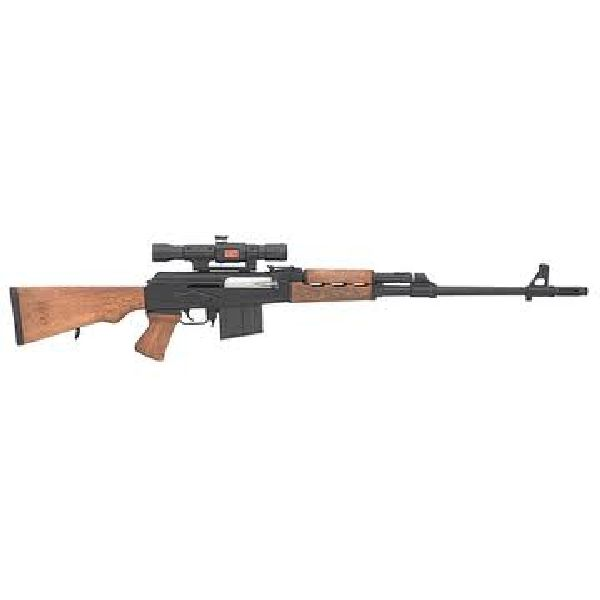 Yugo M-76 Sportier Rifle, Cal. 8x57mm