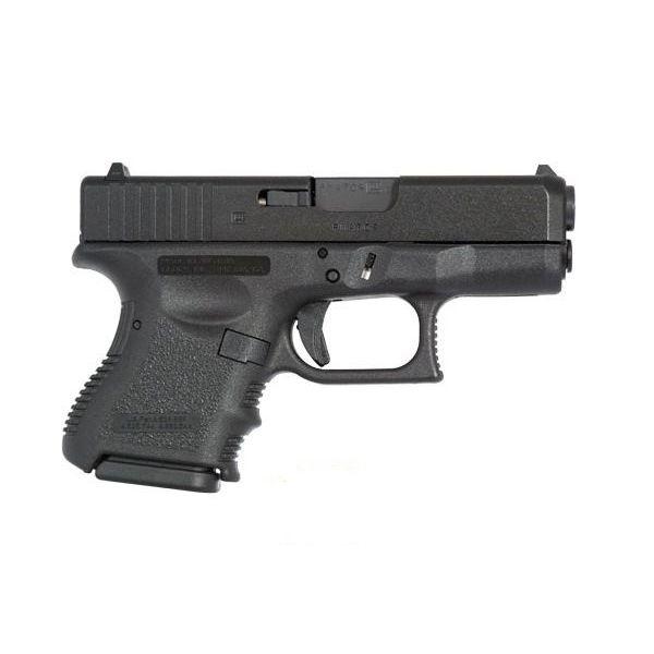 """Glock PI2650201 G26 9mm 3.46"""" 10+1"""