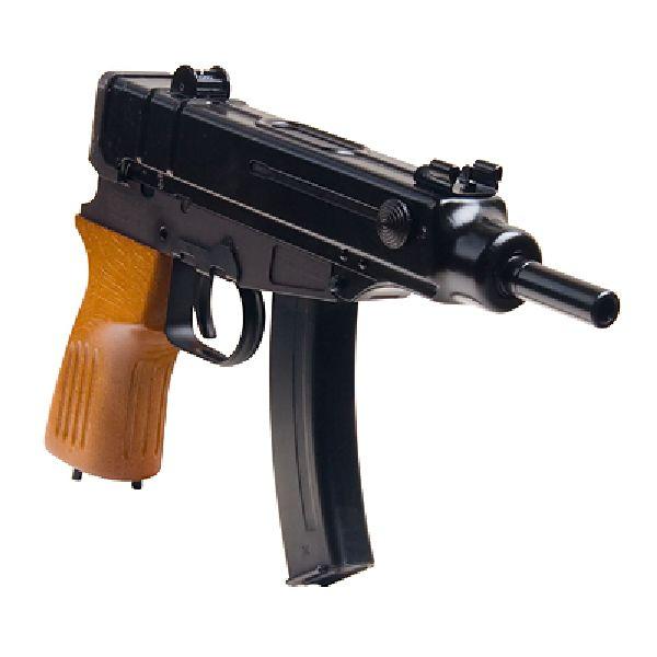 D-Technik SA VZ 61 SCORPION Pistol 32 ACP blued