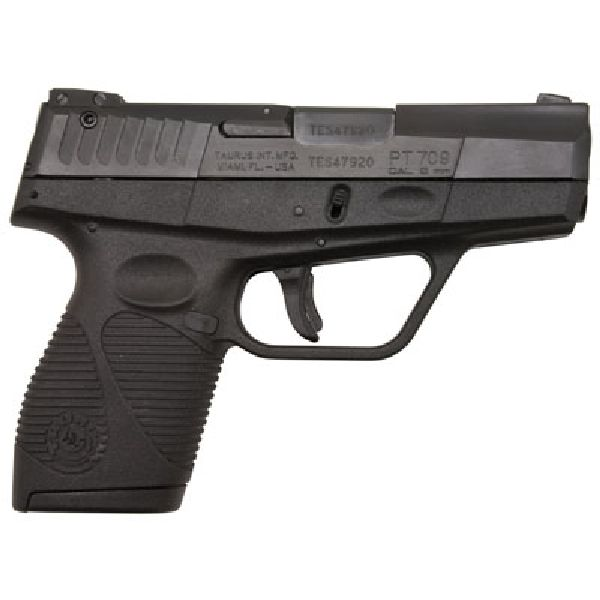 Taurus PT709 Slim 9MM Compact 7+1