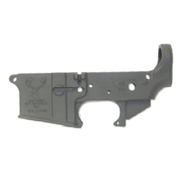 Stag Arms SA110001 Stag 15 5.56 NATO AR15 Stripped Lower Receiver