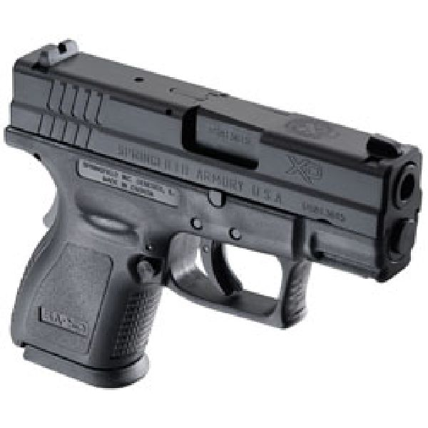Springfield Armory XD9801HCSP06 XD 9mm Sub-Compact