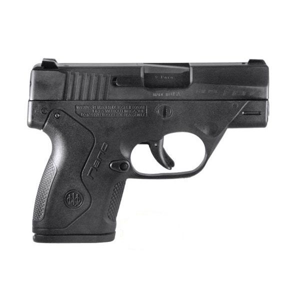 Beretta Nano Micro Compact Carry 9mm 6rds