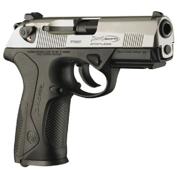 """Beretta PX4 Inox 40 SW 4"""" Barrel"""