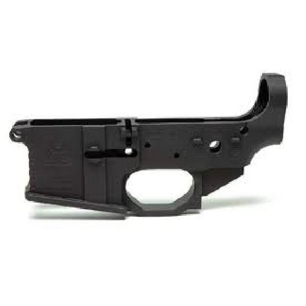 Black Rain Billet Stripped AR-15 Receiver Beveled Magwell Winter Trigger Guard