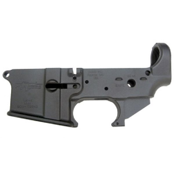 CMMG AR 15 5.56 Stripped Lower Receiver