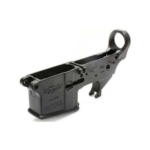 CMMG 55CA101 M4 AR15 5.56 Stripped Lower Receiver