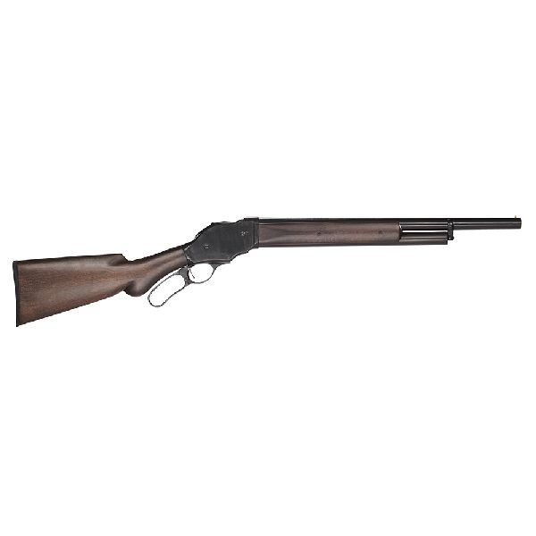 "CIA PW87 Shotgun Lever Action  12ga. 19""Barrel  4+1 rds Walnut Stock"