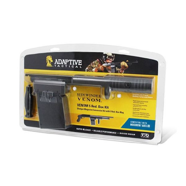AT-05000 Venom Shotgun Mag Conversion Kit 5 Rd Mag Standard Forend