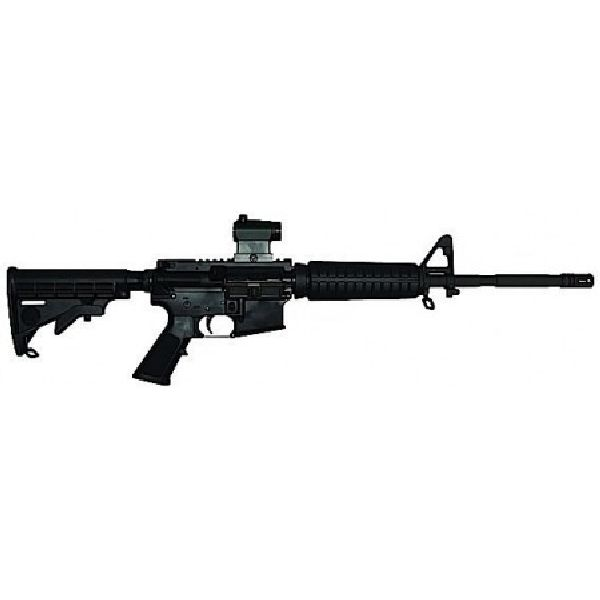 "Bushmaster XM15 M4 RDO 5.56 16""  RT-5 Micro Red Dot 30+1 RDS"