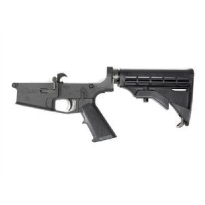 CMMG Mk3 .308 Lower Receiver Group M4 Stock