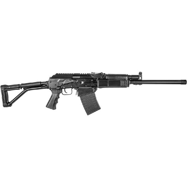 "Molot VPR12-01 Vepr 12 Ga 19"" 5+1 Fixed Metal Stock"
