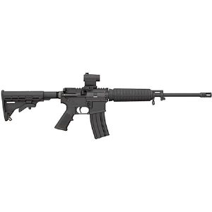 Bushmaster 91046 QRC Quick Detach Bushnell Micro Red Dot 5.56mm 30+1