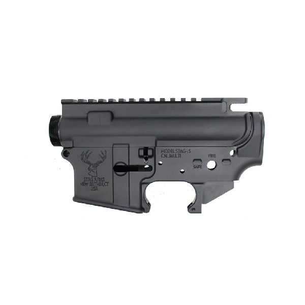Stag Arms SA300106 Stag-15 Stripped Lower Receiver