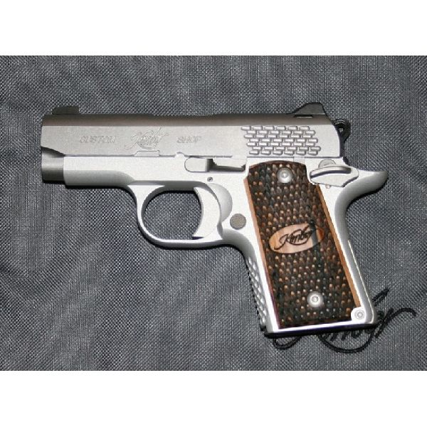 "Kimber 9mm Micro 9 Stainless Tfx Pr: 3300109 Kimber Micro 9 Stainless Raptor 9mm 3.15"" Barrel 6"
