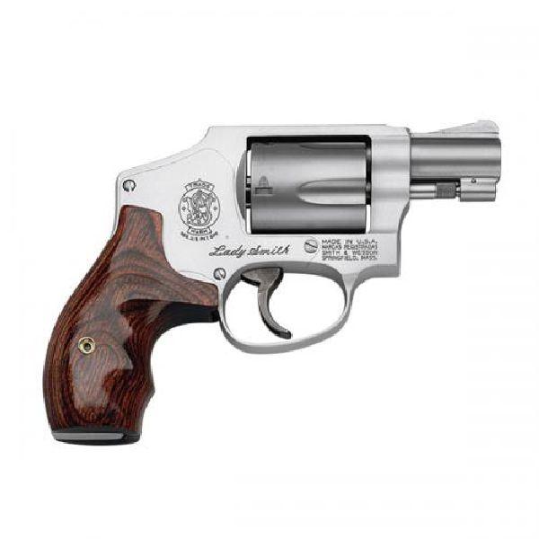 S & W 163808 642 LadySmith Airweight 38 SPL. + P Revolver