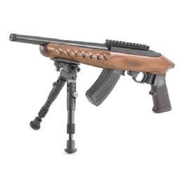 "Ruger 4917 22 Charger Pistol 22 LR 10"" Threaded Barrel  Brown Laminate Stock"
