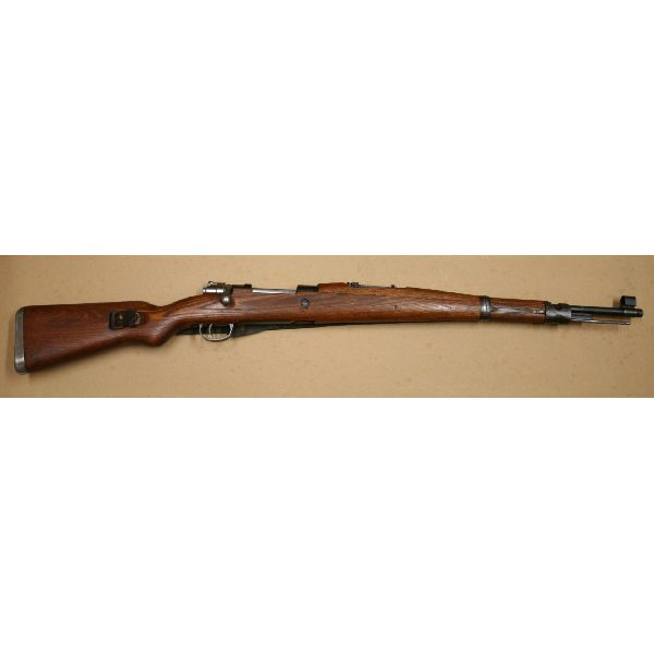 Yugoslavia M48 8mm Mauser Bolt-Action Rifle