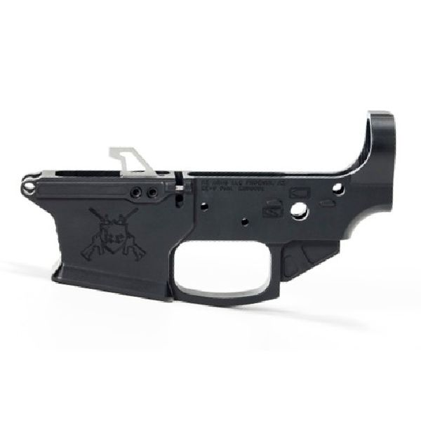 KE Arms KE-9 9MM Billet Lower Receiver Stripped Glock Mags