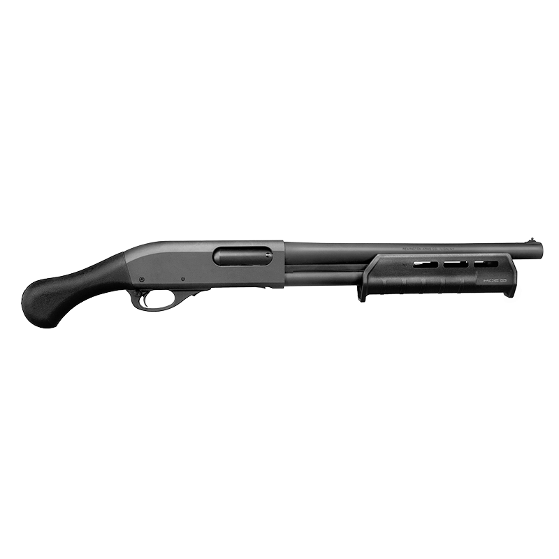 "Remington 81230 870 Tac-14 Pump 12 Gauge 14"" Barrel 3"" Chamber 4+1 Pistol Grip"