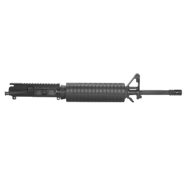 "DS Arms ZM4CBU16MIDFLUTE-A Flat Top 16"" Mid-Length Fluted Barrel"