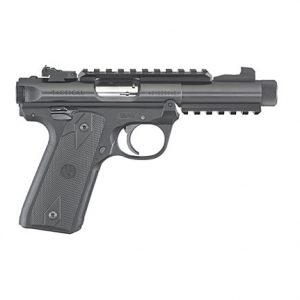 Ruger 40149 Mark IV Tactical 22/45 DA 22 LR