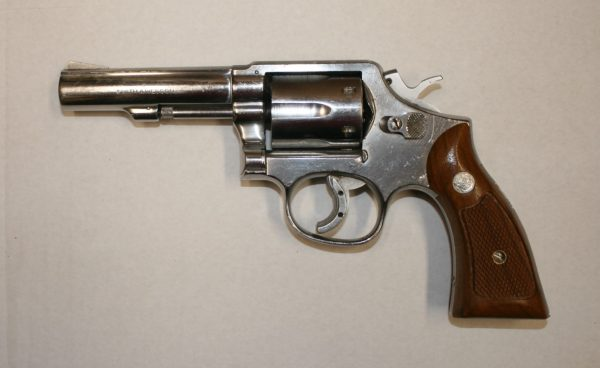 Smith & Wesson 65-2