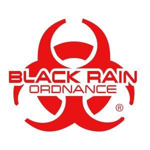 Black Rain Ordnance Logo