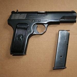 Norinco 213 Tokarev M213 Pistol 9mm